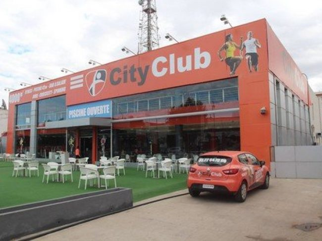 CITY CLUB ABDELMOUMEN