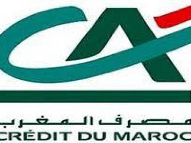 Crédit du Maroc                مصرف المغرب