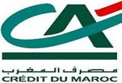 Crédit du Maroc – Rabat Allal Ben Abdallah     مصرف المغرب