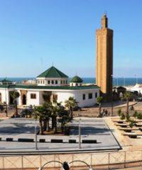 Mosquée As-Shouhada Rabat