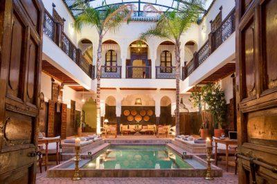 Riad Kasbah & Spa Hôtel Maroc